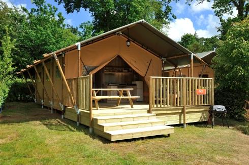 Safari Tent Deluxe