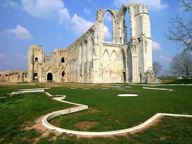 Abbey of Marzellais