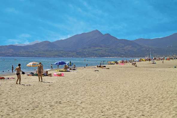 camping le soleil, argeles-plage