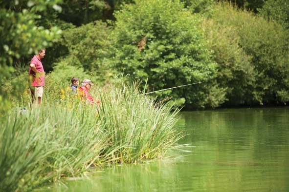 fishing holidays in europe