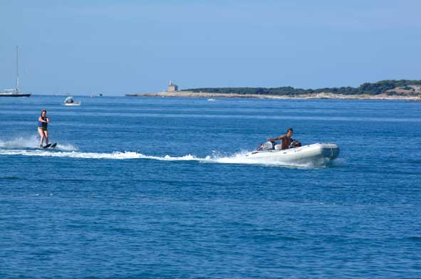 water sports holidays