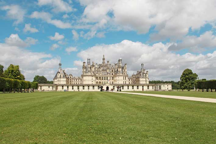 Loire Valley camping
