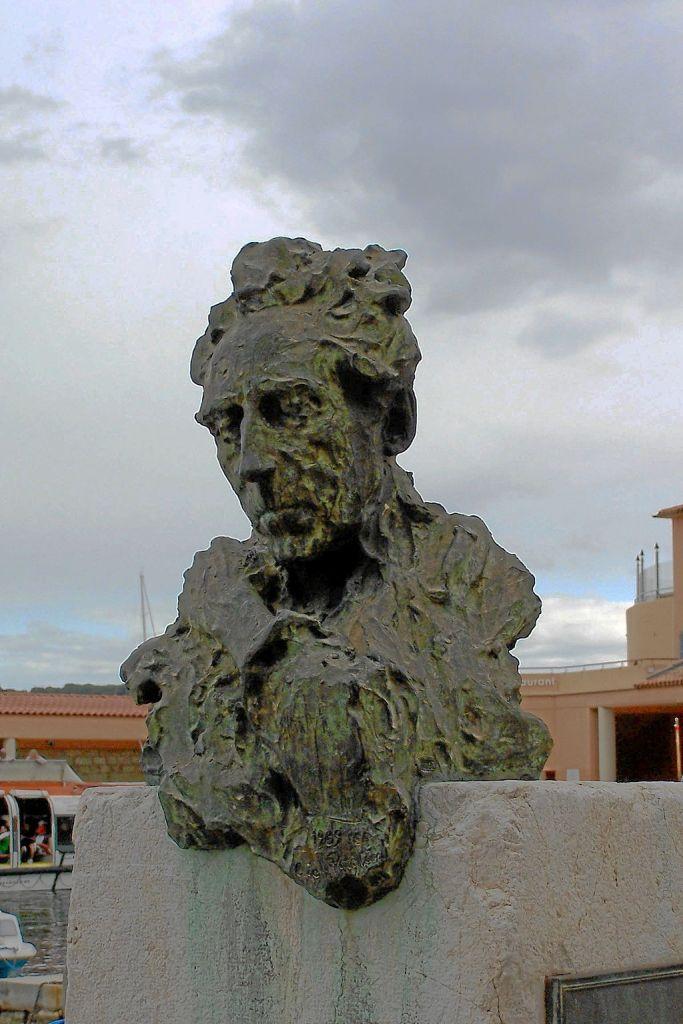 Jean Cocteau, Villefranche-sur-Mer