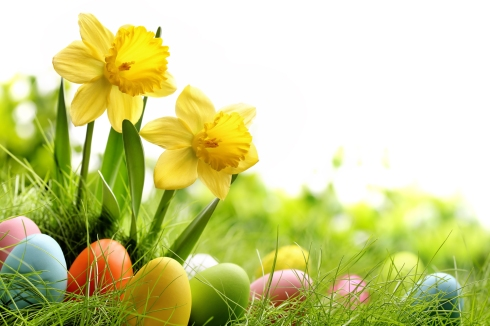 Easter image - smaller size