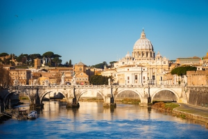 Take in the sights of Rome
