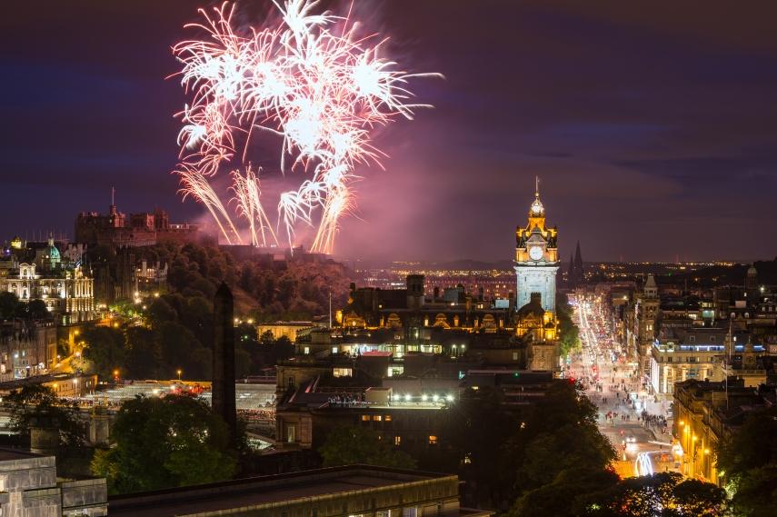 New Year Edinburgh