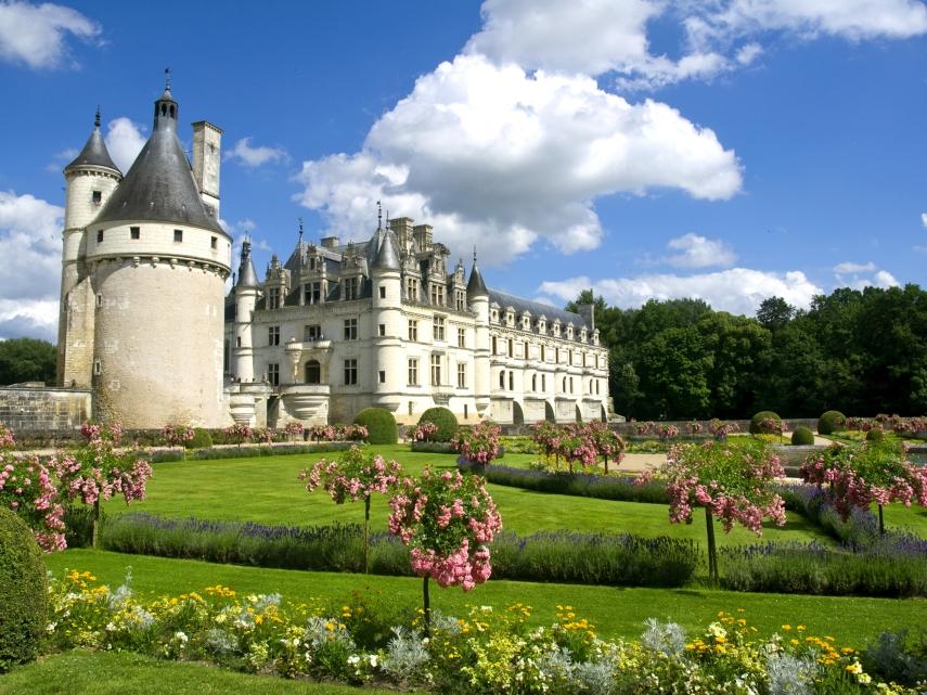 Chateau de Chenonceau (2)
