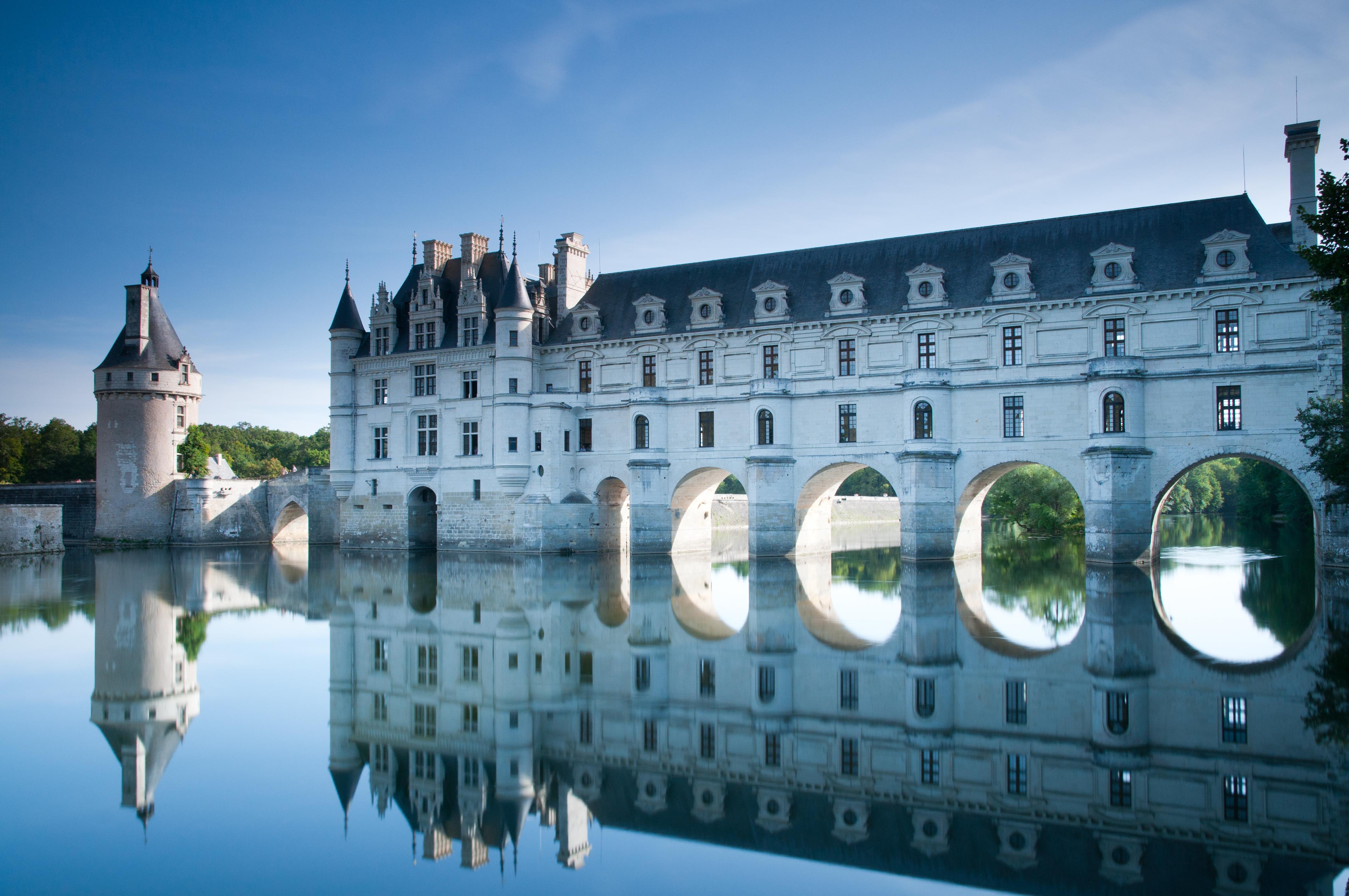 Ch teaux of the loire - Les plus beaux jardins des chateaux de la loire ...