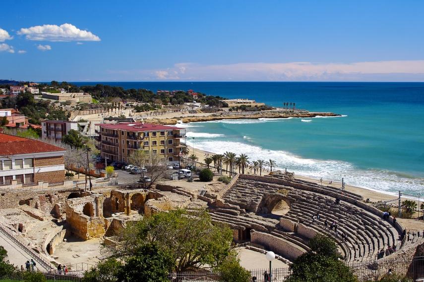 Roman Amphitheater - Tarragona