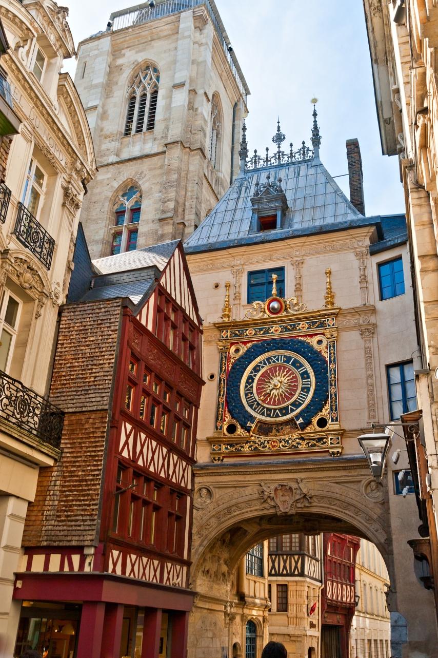 Rouen - Great Clock