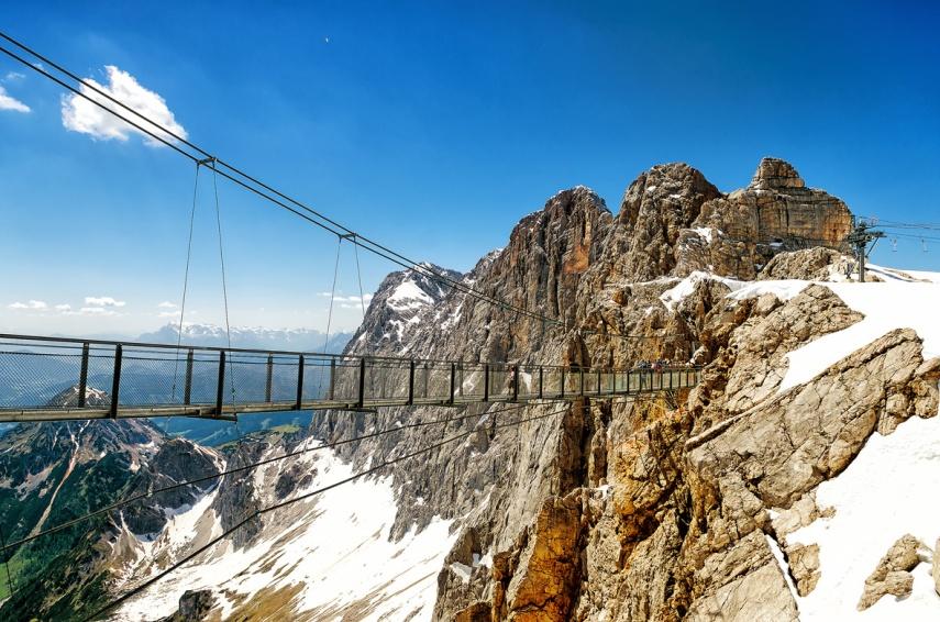 Skywalk-Dachstein