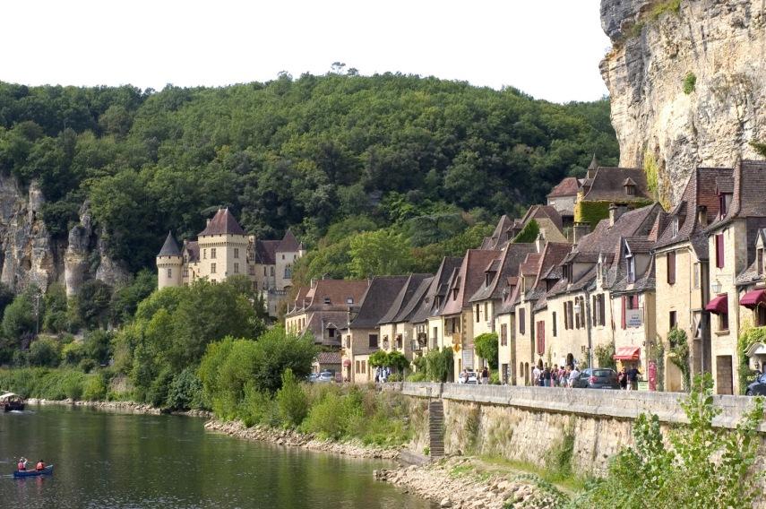 Roque Gageac Village