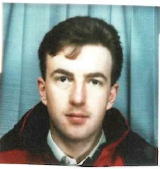 Simon's application picture from 1990!