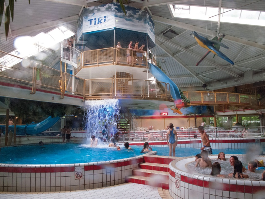 camping duinrell, canvas holidays