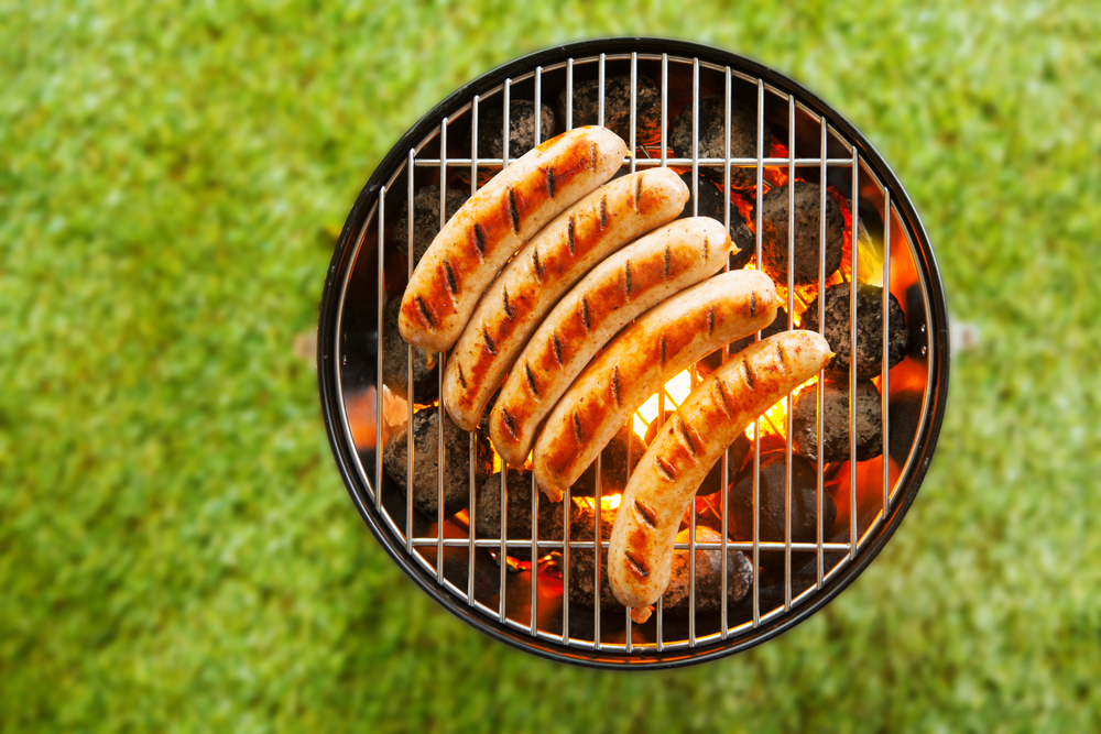 Barbecue Sausages