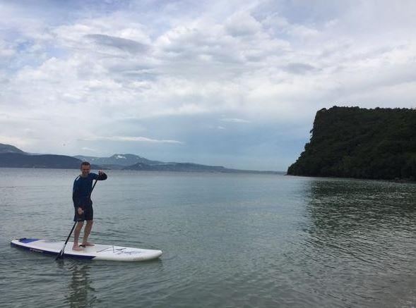 active holidays, Lake Garda