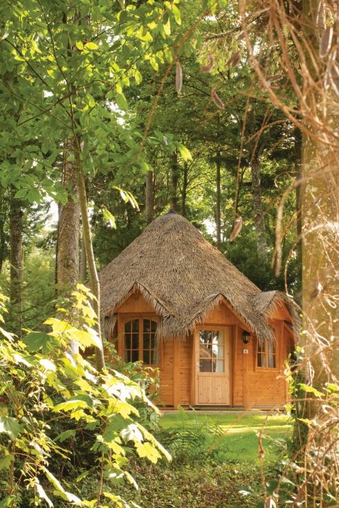 woodland lodges, canvas holidays