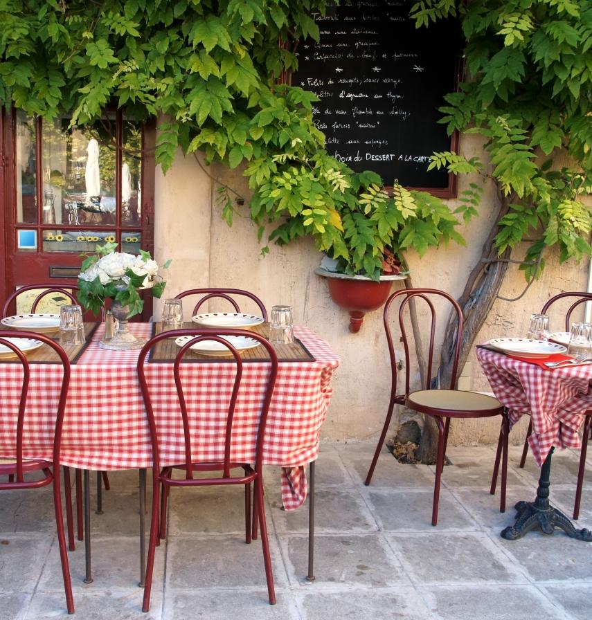 Quieter restaurants