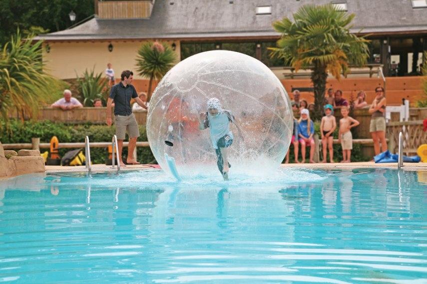 WaterWalkerz - one of the most popular actvities