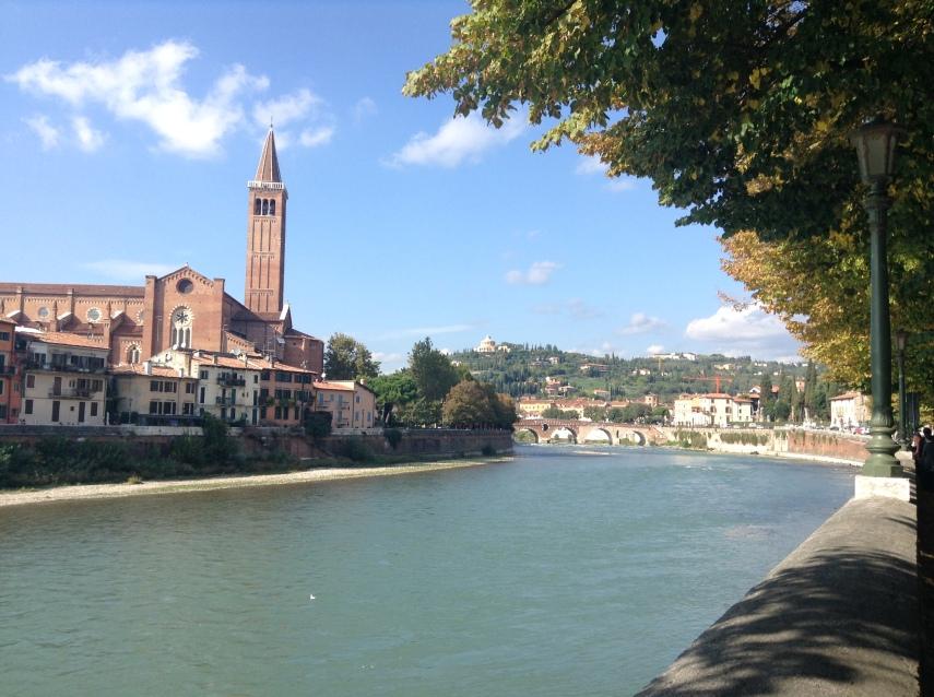 Verona river